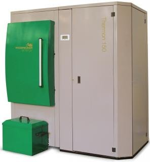 Thermon pellet boiler