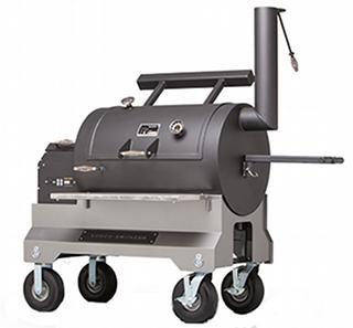 yoder ys1320 pellet grill