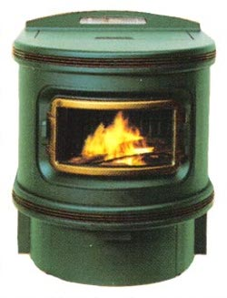 The Bixby Maxfire Corn And Pellet Stove