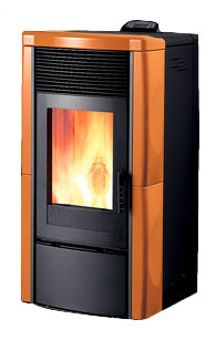 Century Heating High-Efficiency Wood Stove Fireplace