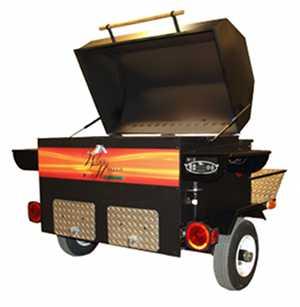 mini hog pellet grill