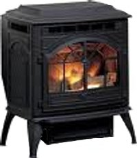 The Quadrafire Castile Freestanding Pellet Stove And Insert