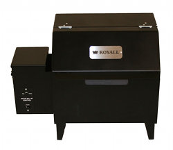 royall tailgater pellet grill