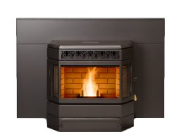 Pellet Burner, Heater, Clean Burning Indoor Pellet Stoves