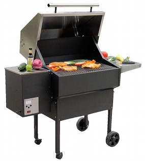 sweet home sh650 pellet grill