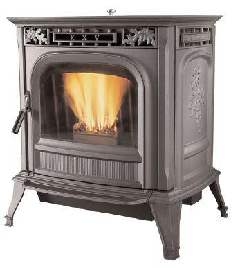 harman iron pellet stove manual