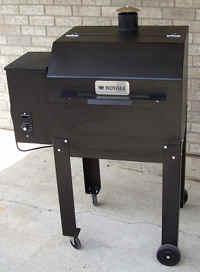 royall 2000 pellet grill