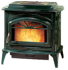The Traditions T300p 2 Pellet Stove