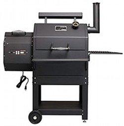 yoder ys480 pellet grill