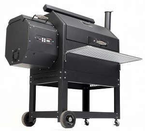 yoder ys640 pellet grill